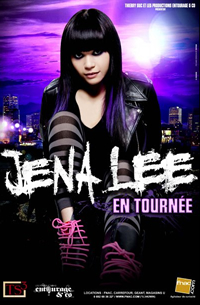 Nouveau single jena lee