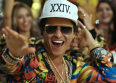 "Bruno Mars lâche ""24K Magic"""