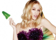 "Kylie Minogue chante Noël sur ""At Christmas"""