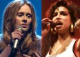 Adele : son hommage poignant à Amy Winehouse