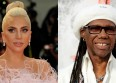 Lady Gaga en duo avec Nile Rodgers & Chic