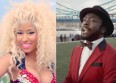 Radio/TV : Nicki Minaj, will.i.am et Flo Rida au top