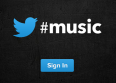 Twitter lance son application musicale !