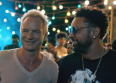 "Sting et Shaggy : le clip ""Don't Make Me Wait"""