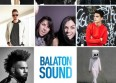 Le line-up du festival Balaton Sound dévoilé !