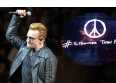 "U2 chante pour Paris, la ""City of Blinding Lights"""
