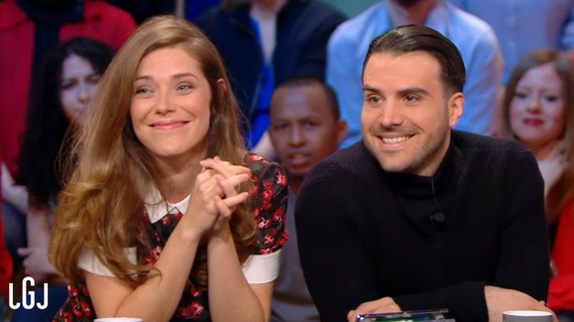 Emma dans Le grand journal de Canal+   26/04/2016 Photo_1461922466