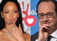 Rihanna et Fran�ois Hollande en couple ?