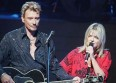 France Gall en duo avec Johnny Hallyday