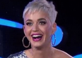 Katy Perry : sa tenue craque à la télé US !