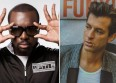 Mark Ronson fan de... Maître Gims !