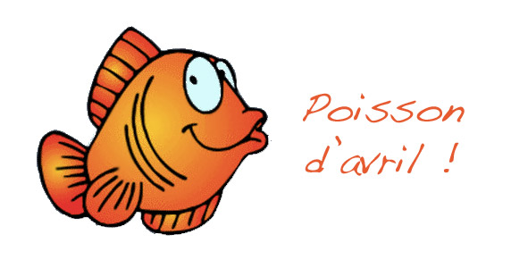 Poisson d'avril de Charts in France - 01/05/2012
