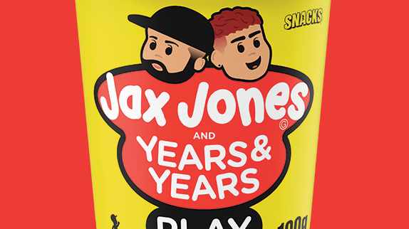 Play by Jax Jones on Spotify
