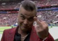 "Robbie Williams explique son ""doigt d'honneur"""