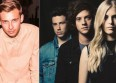 "Flume et London Grammar sur ""Let You Know"""
