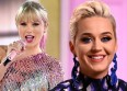 Katy Perry raconte sa réconciliation avec T. Swift