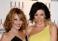 Kylie et Danii Minogue en duo