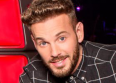 "M Pokora rejoint ""The Voice"""