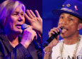 Patrick Juvet en duo avec... Pharrell Williams !