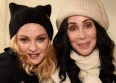Cher tacle Madonna