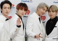 "BTS dévoile son album ""Map of the Soul : 7"""