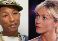 Pharrell Williams clashe Enora Malagré