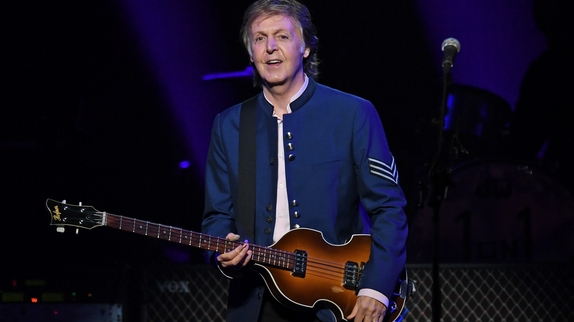 Paul McCartney est de retour