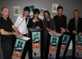 Indochine reçoit un double DVD de platine