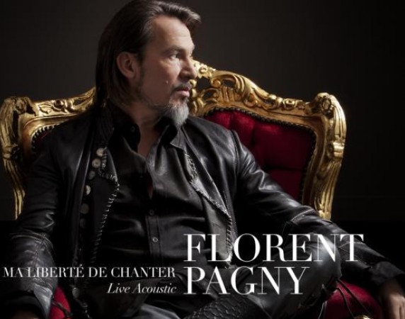florent pagny et un jour une femme premier single de son live acoustique. Black Bedroom Furniture Sets. Home Design Ideas