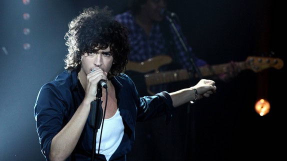 Julian Perretta  ->  « Wildfire », son nouveau single en écoute