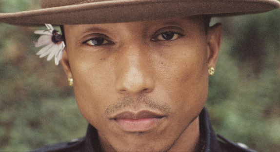 Top Singles  ->  Pharrell Williams indétrônable, Coldplay se glisse dans le top 10
