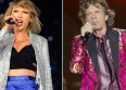 Taylor Swift et Mick Jagger en duo (VIDEO)
