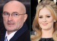 Phil Collins : pourquoi Adele l'a rejeté