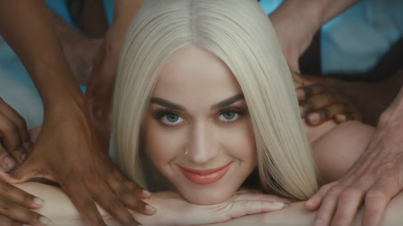 Katy perry really having sexy with girls opinion