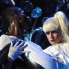 Lady GaGa en concert à Los Angeles : photos
