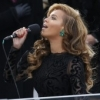 Beyoncé chante l'hymne national américain : photos