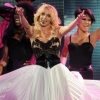 Britney Spears en concert à Los Angeles : photos