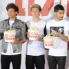 "One Direction présente son film ""This Is Us"" à Londres : photos"