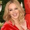 Kylie Minogue inaugure son double de cire à Londres : photos