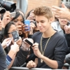 Justin Bieber et ses fans à Paris : photos
