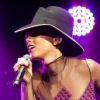 Alicia Keys en concert à Detroit : photos
