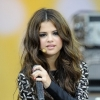 "Selena Gomez au ""Good Morning America"" : photos"