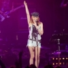 Kylie Minogue en concert à Londres : photos